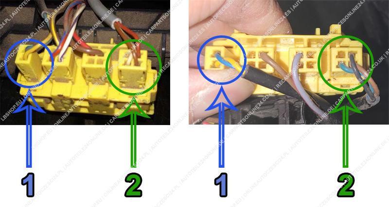 Mercedes-Benz A W176 B W246 Siège Tapis Occupation capteur SRS Émulateur Mat Air